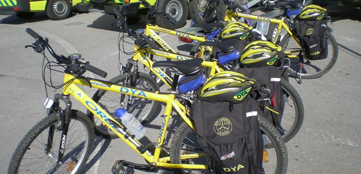 Bicicletas de asistencia
