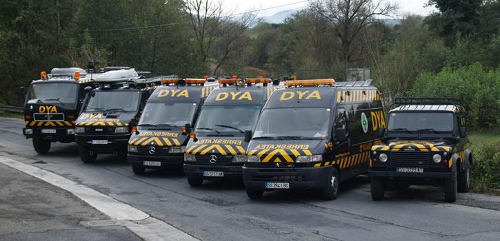 Unidades de rescate