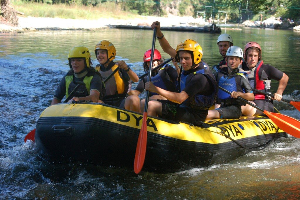 Campamento de Aventura DYA | Abierto el plazo de reserva